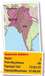 sudoeste asiático